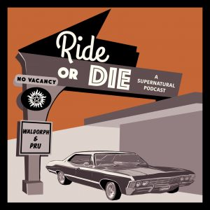 Ride or Die podcast cover art